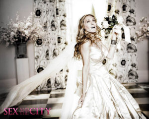 Carrie Bradshaw liked to shop. She liked expensive brands. How did she do it? She should have been Progressive Leasing.