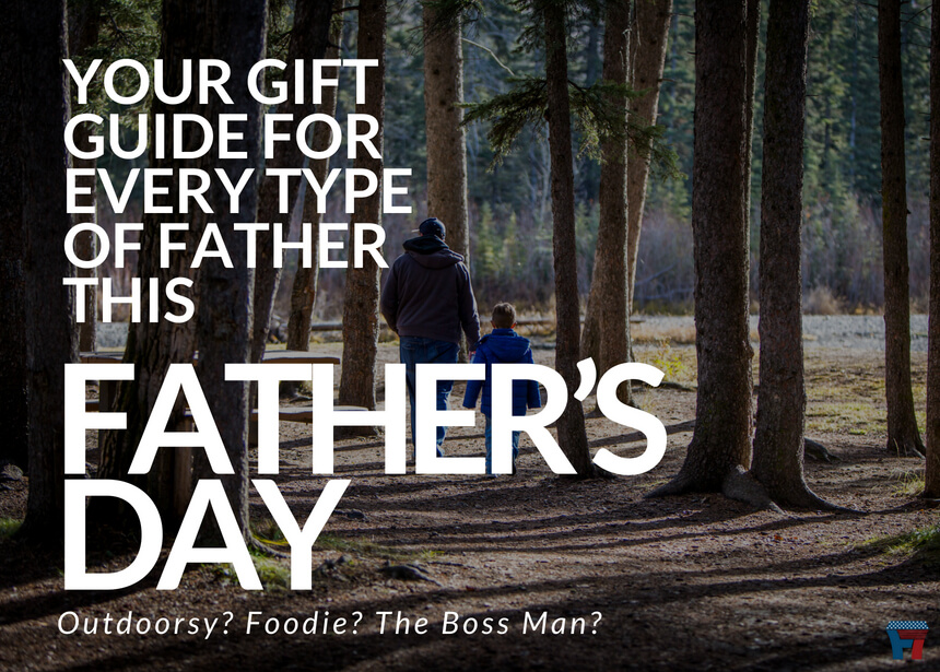 With F7, your Father's Day will be fantastic!