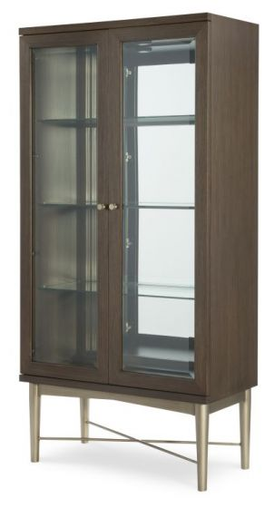 Soho Display Cabinet In Ash
