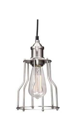 Adamite Ceiling Lamp with Metal Finish