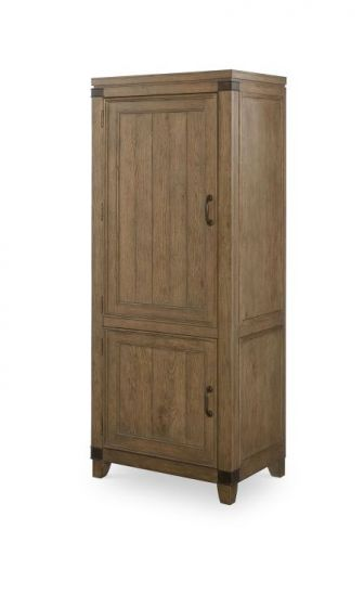 Metalworks Utility Cabinet In Factory Chic
