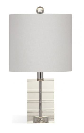 Milano Table Lamp in Crystal