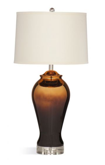 Sienna Table Lamp in Bronze Gold