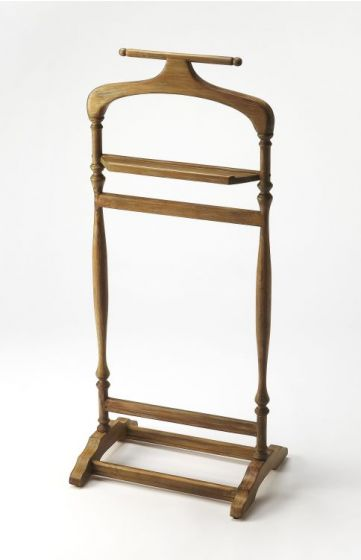 Judson Driftwood Valet Stand