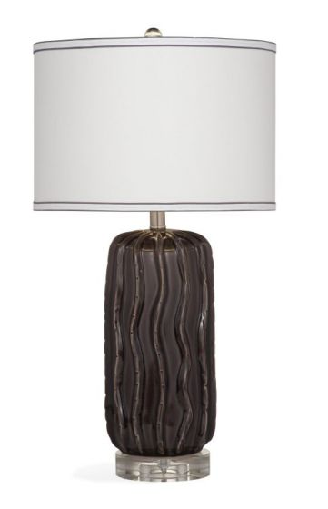 Holman Table Lamp in Gray