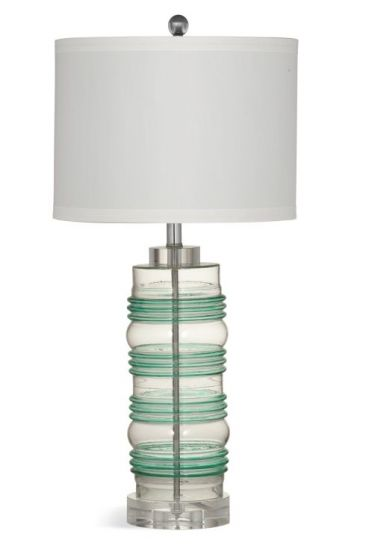 Saybrook Table Lamp in Blue