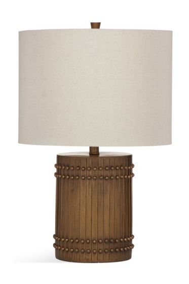 Amiel Table Lamp in Antique Gold