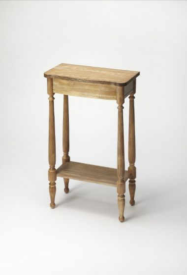 Whitney Driftwood Console Table