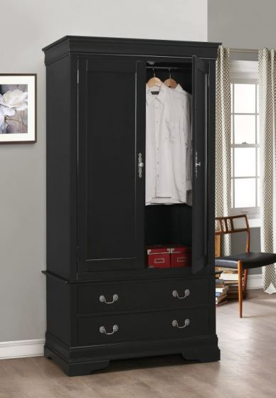 Armoire in Black