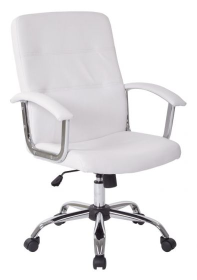 Malta Office Chair in White