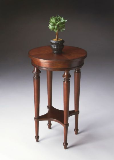 Blackwell Plantation Cherry Accent Table