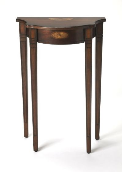 Chester Plantation Cherry Console Table