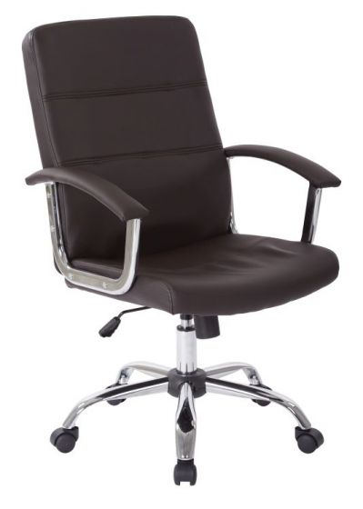 Malta Office Chair in Espresso
