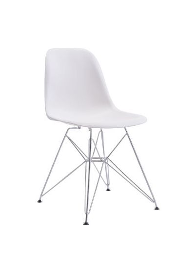 Zip Stoneberry Dining Chair in White