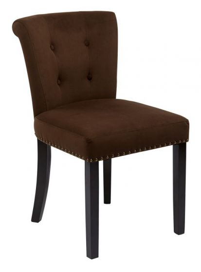 Kendal Chair in Chocolate