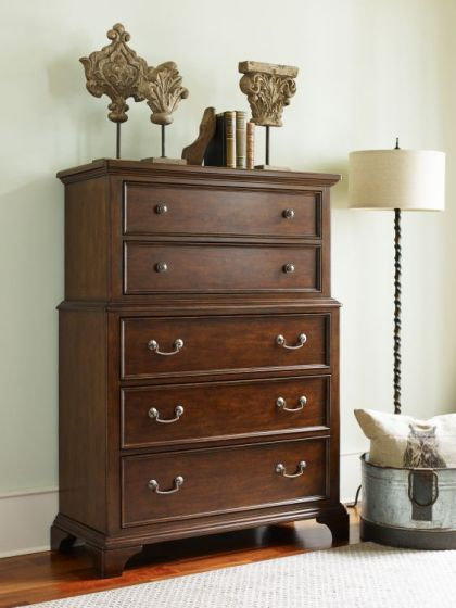 Upstate Drawer Chest In Conciare