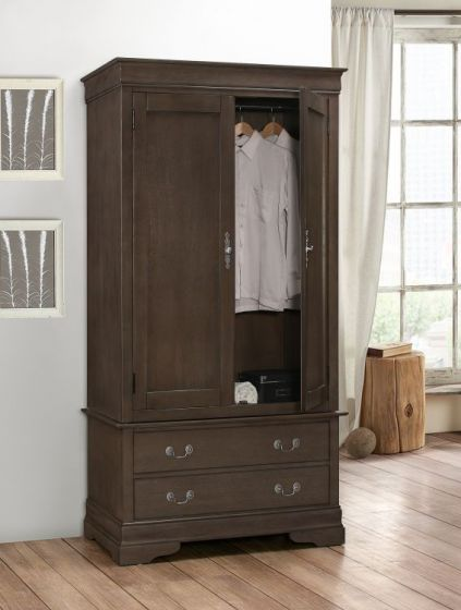 Armoire in Grey