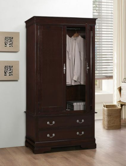 Armoire in Cappaccino