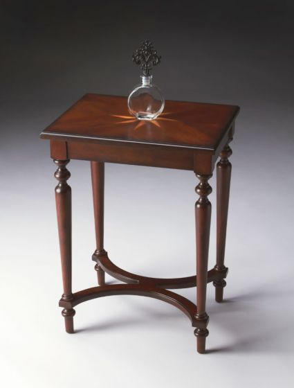 Tyler Plantation Cherry Accent Table