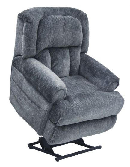 Burns Power Lift Full Lay Flat Recliner in Element