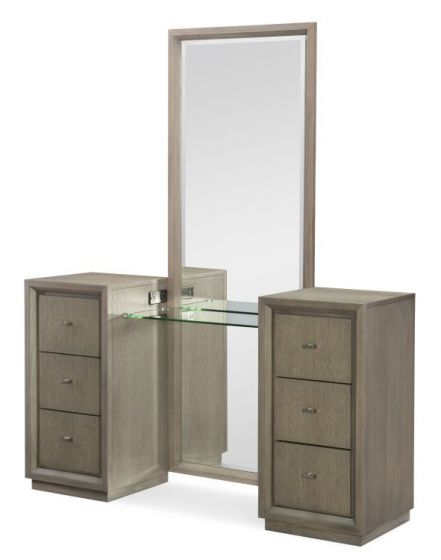Highline Vanity In Greige