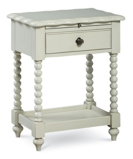 Inspirationals Boutique Night Stand In Morning Mist