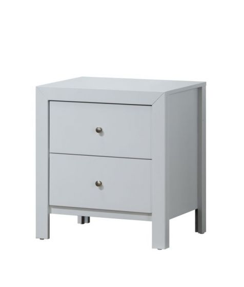 Bob's Nightstand in White