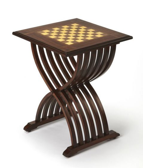 Tammerlin Plantation Cherry Game Table