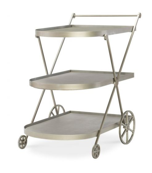 Soho Bar Cart In Ash