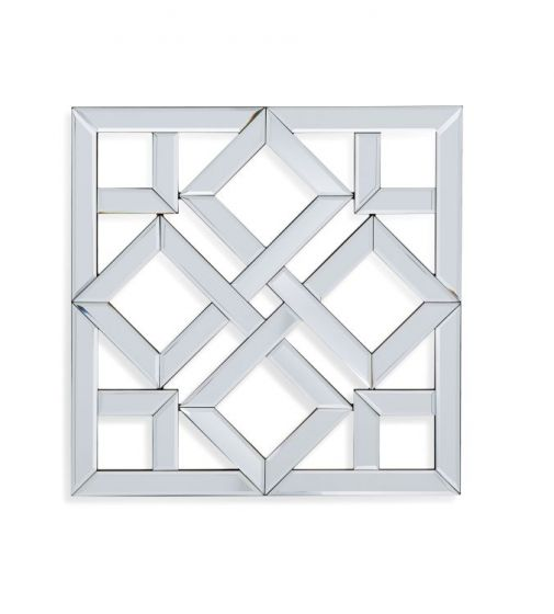 Vida Wall Mirror in Clear
