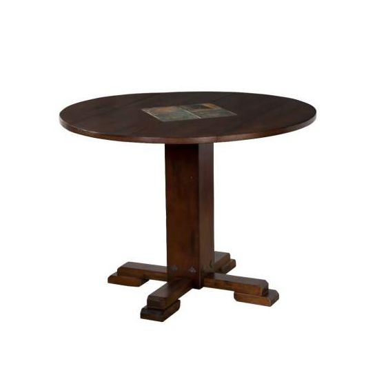 Santa Fe Drop Leaf Table with Slates