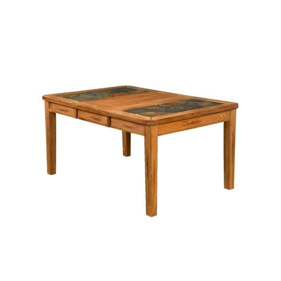 Sedona Extension Table with Slate Top