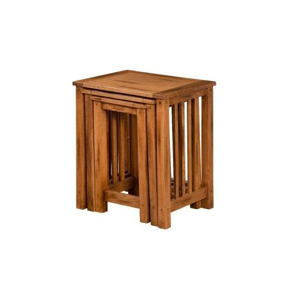 Sedona 3 Piece Nesting Table