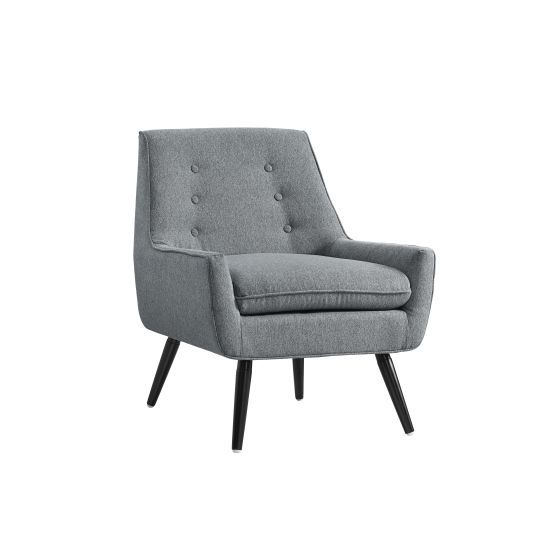 Trelis Accent Chair in Gray