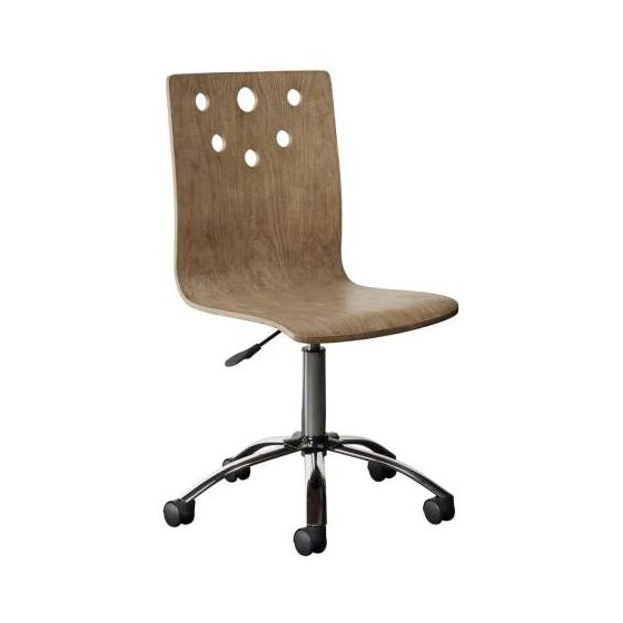 Driftwood Park Desk Chair in Sunflower Seed