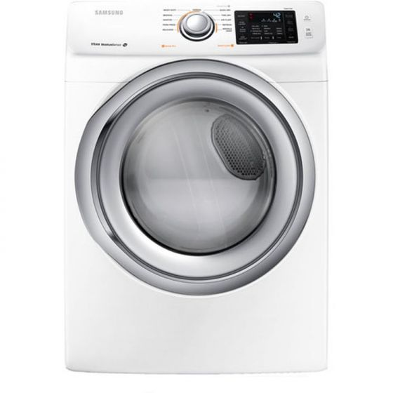 7.5 Cu.Ft. Electric Dryer in White