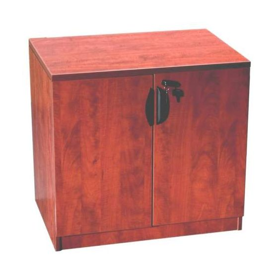 Office Storage Cabinet in Cherry