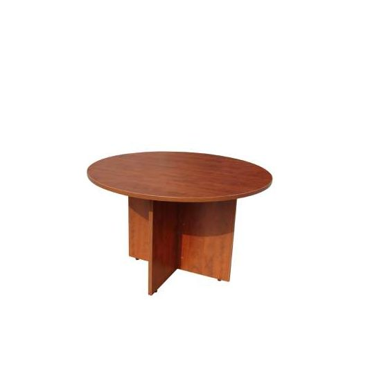 """47"""" Round Table in Cherry"""