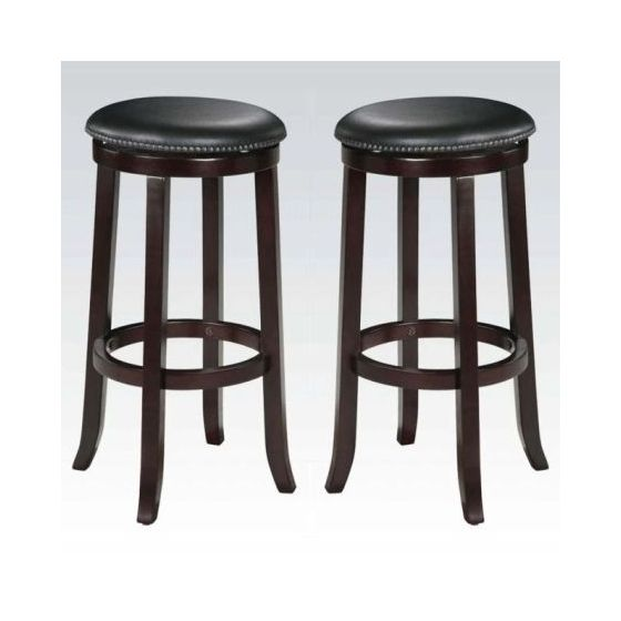 Chelsea Espresso Counter Height Bar Stool