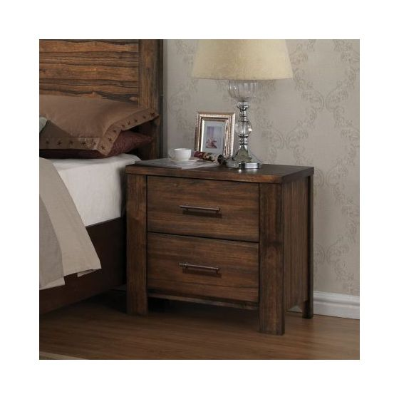 Merrilee Nightstand in Oak