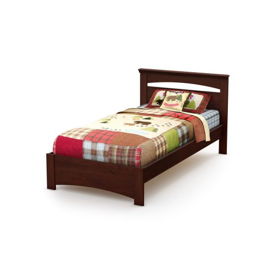 Sweet Morning Twin Bed Set (39'') Royal Cherry