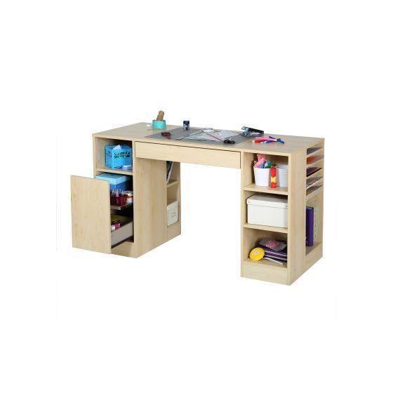Crea Ginny's Craft Table Natural Maple