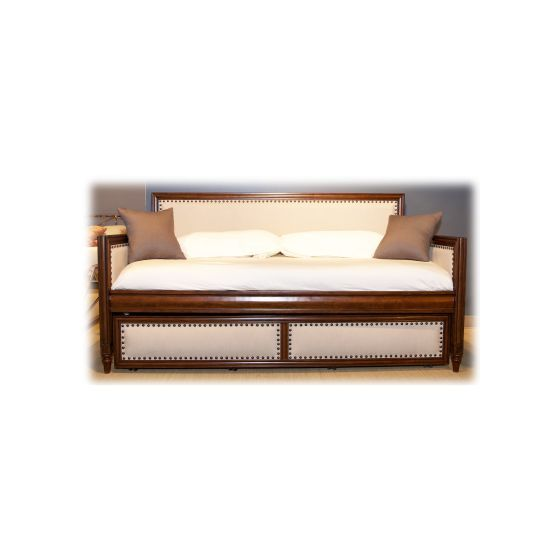 Grandover Wood Daybed with Panels and Roll Out Drawer Twin