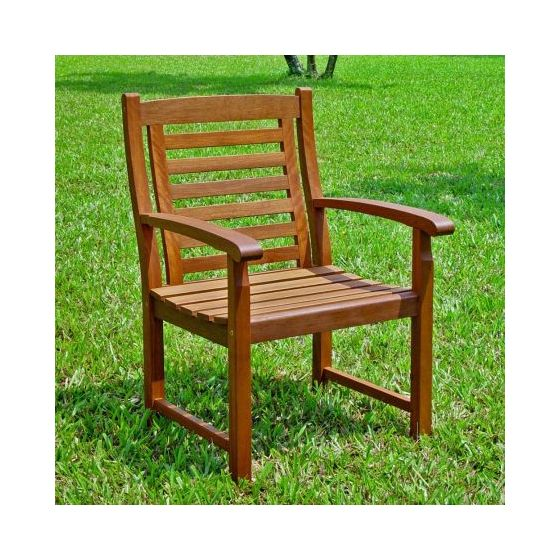 Trinidad Chair in Brown