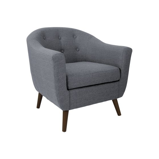 Rockwell Chair in Grey