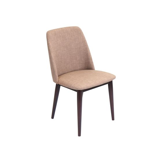 Tintori Dining Chair in Brown Expresso