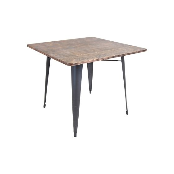 Oregon Stoneberry Dining Table in Grey