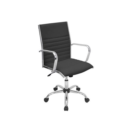 Master Office Chair in Black