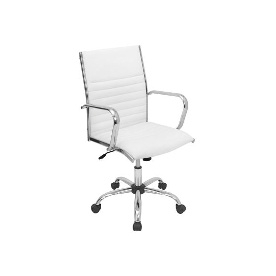 Master Office Chair in White