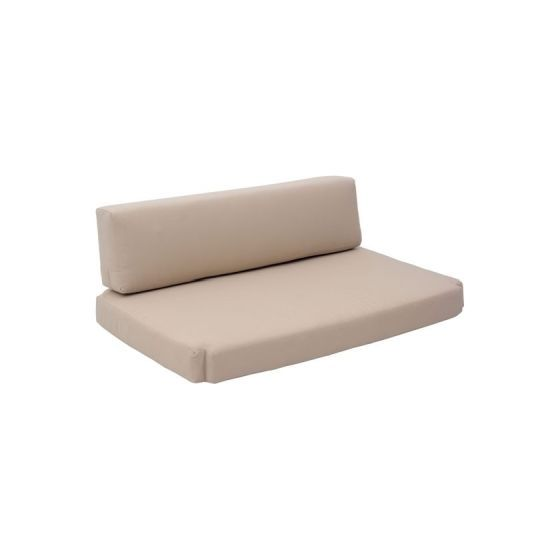 Bilander Outdoor Fabric Sofa in Beige